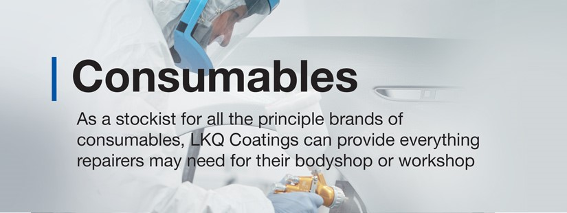 Stockists for all the principle brands of consumables.