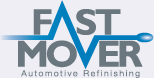 Faster Mover Tools logo.
